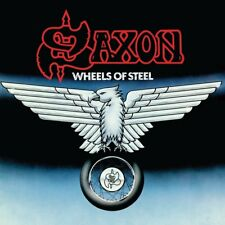 SAXON - WHEELS OF STEEL - NEW CD ALBUM