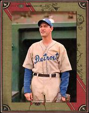 Helmar Imperial Cabinet #125 Schoolboy Rowe Detroit Tigers