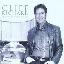 The Platinum Collection by Cliff Richard (CD, Nov-2005, 3 Discs, EMI Music...