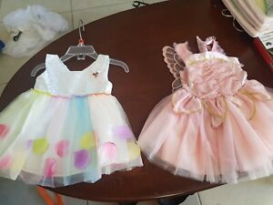 Baby girl party dress X 2
