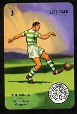 RARE Football Playing Card - Glasgow Celtic 1964-5