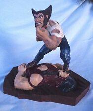 Logan Wolverine Leberecht 1997 Marvel Statue 534/2000