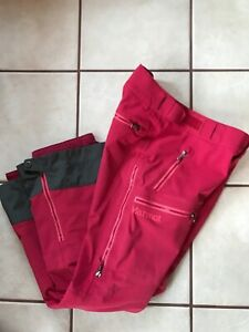 Marmot Storm Queen snowboard ski winter snowmobile Pants Women's Small recco