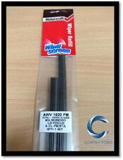 Genuine Ford Mondeo MA MB MC, Focus LS LT Wiper Inserts x 2. Blade Refill Kit.