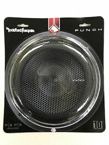 """P2P3G-10 ROCKFORD FOSGATE / PUNCH 10"""" GRILLE FOR P2 & P3 PUNCH SUBWOOFERS *NEW*"""