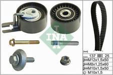 Zahnriemensatz für Riementrieb INA 530 0375 10