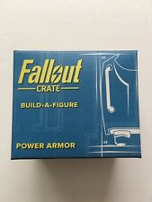 NEW Loot Crate Fallout Build A Figure Power Armor Upper Body - Box 2 of 6