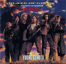 JON BON JOVI : BLAZE OF GLORY - YOUNG GUNS II / CD