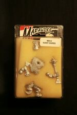 citadel marauder metal MB12 Giant Ogre in original box, A+ condition warhammer