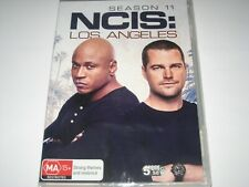 NCIS LOS ANGELES season 11 DVD R4 NEW/SEALED