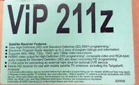 DISH NETWORK VIP211z & remote. Great for RV! (Single Tuner HD Receiver)