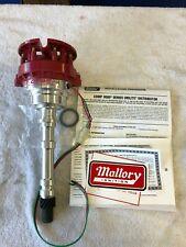 """MALLORY # 9148201 CHEVY """"COMP 9000"""" UNILITE DISTRIBUTOR - NEW IN BOX"""