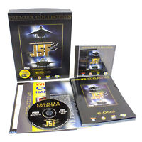 Joint Strike Fighter (JSF) for PC CD-ROM in Big Box, 1997, VGC, CIB
