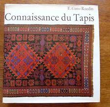 Documentation  Tapis d'Orient anciens CONNAISSANCE DU TAPIS