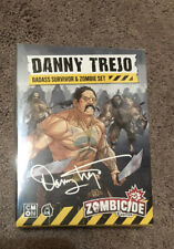 ZOMBICIDE 2ND EDITION: DANNY TREJO - KICKSTARTER EXCLUSIVE SET (NEW & IN-HAND)