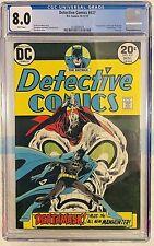 Detective Comics #437 CGC 8.0 WP