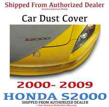 2000-2009 NEW OEM Genuine Honda S2000 car dust cover 08P34-S2A-101