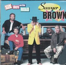 Sawyer Brown ‎ Six Days On The Road CD