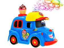 L'éducation jouet bubble ice cream voiture projection pour enfants cadeau