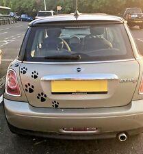 Paw Print dog cat pet 50 top quality wall decal vinyl stickers laptop window