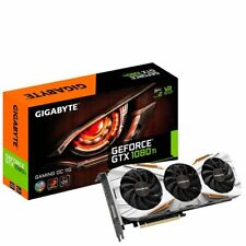 Gigabyte GeForce GTX 1080ti Gaming OC 11gb GDDR 5x NUOVO OVP