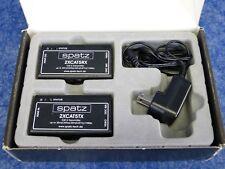 Spatz SZ-2XCAT5 CAT5 HDMI Extender für kürzere Entfernungen erfordert 2 CAT5e Kabel