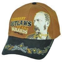Legendary Outlaws of the Radlands Cole Younger Bandit Bank Robber  Hat Cap