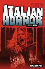 Italian Horror: 1979-1994 by Hemlock Books Limited (Paperback, 2015) VGC