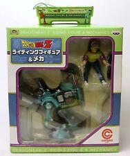 Dragonball Z - Riding Goku Figure and Mechanics Action Figure Set
