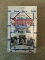 Factory Sealed 1993 Donruss Baseball Series 1 Wax Box