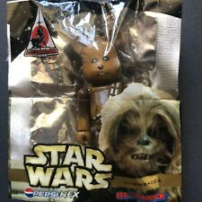 Chewbacca Pepsi Nex Star Wars Japan Bearbrick On-Pack