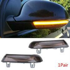 For VW Jetta Golf MK5 Passat B6 LED Dynamic Flowing Wing Mirror Indicator Light