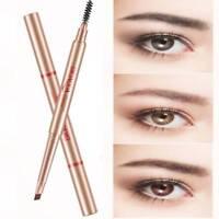 Eye Brow Eyeliner Waterproof Eyebrow Pen Pencil With Brush Makeup Cosmetic Tool