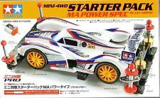 Tamiya 18647 1/32 Mini 4WD Pro JR Starter Pack MA Chassis Power Spec Blast Arrow