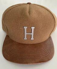 HUF Customade Headwear Mens Camel Strap Back Adjustable Skater Cap Made In USA
