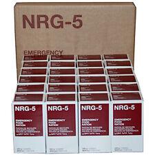 NRG-5 Notverpflegung 24 Packungen / 500 g Langzeitnahrung Notration Karton 12 kg