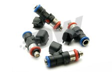 Deatschwerks Bosch EV14 Universal 60mm long matched set of 4 injectors 42lb/hr