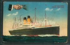 """TITANIC-White Star Line /""""Sinking Fast/"""" Telegram Museum Grade TOP SELLER ⭐⭐⭐⭐⭐"""