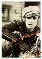 Magnet MARLON BRANDO photo aimant film cinema Hollywood motard affiche actor