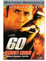 DVD 60 Secondes Chrono Nicolas Cage Occasion