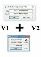 Detroit Diesel Backdoor Password calculator v1 + v2 2020 (BACKDOOR DDDL)