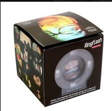 Lomography Ring Flash 35 mm photographie, Analogique. for Professional Effect photos