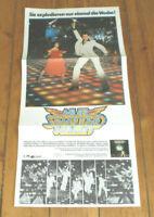 Filmplakat / NUR SAMSTAG NACHT / John Badham  John Travolta,Karen-Lynn Gorney