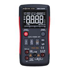 RM409B True-RMS Digital Multimeter 9999 Counts With Analog Bar Graph NCV AC/DC