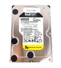 """Western Digital WD WD5002ABYS RE3 7200rpm 500GB 3.5"""" SATA Hard Drive HD HDD"""