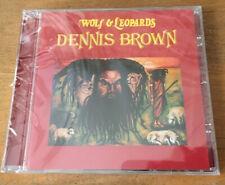 Dennis Brown - Wolf & Leopards Cd !!! D E B  MUSIC !!!
