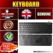 For G62-A19SA G62-A19SO HP PAVILION Laptop Keyboard UK Layout Black
