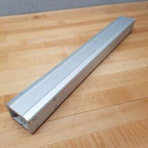 Hoffman CCS2T5 Aluminum Tube, 19.68x1.77x2.36 - USED