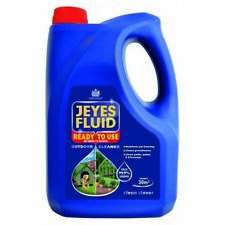 Jeyes Fluid Ready to Use 4 Litre Jey2004869