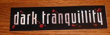 Dark Tranquillity Damage Done Bumper Sticker Promo 7.5x2 RARE